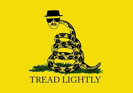 Tread Lightly by urhos