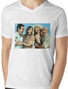 Breaking Bad 'Family Photo' Mens V-Neck T-Shirt