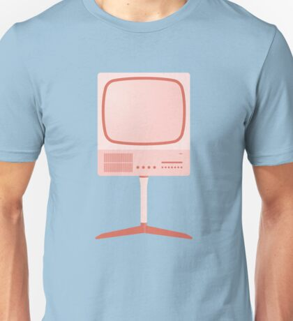 Braun FS 80 Television Set - Dieter Rams Unisex T-Shirt