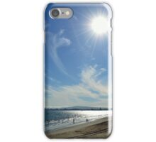 Sunny Beach Day iPhone Case/Skin