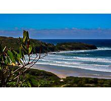 Kilallea Beach, NSW Australia Photographic Print