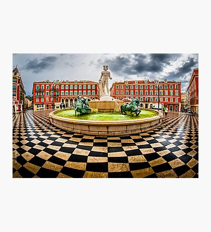 Place Massena Photographic Print