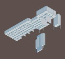 Isometric Council Chambers Kids Clothes