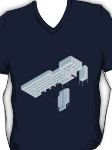 Isometric Council Chambers T-Shirt