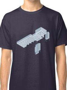 Isometric Council Chambers Classic T-Shirt