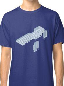 Isometric Council Chambers Classic T-Shirt
