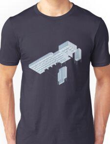 Isometric Council Chambers Unisex T-Shirt