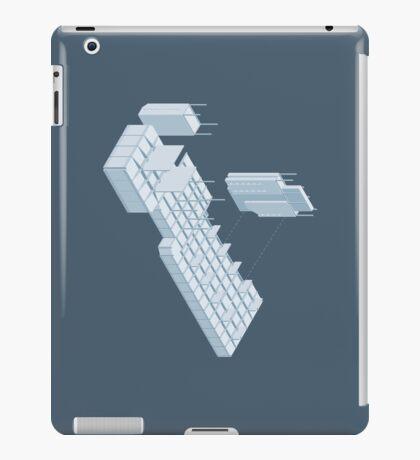 Isometric Council Chambers iPad Case/Skin