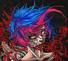 ZOMBIE PRINCESS by DEMONGRAFIX