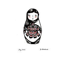Inuit Matryoshka Photographic Print