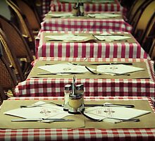 At Our Table by Caroline Fournier