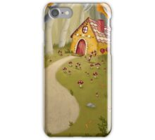 Hansel and Gretel iPhone Case/Skin