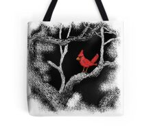 The return of the Cardinal  Tote Bag