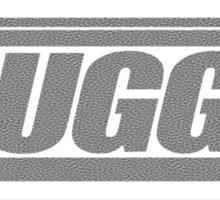 Mugga T-shirt Sticker