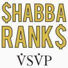 Shabba by Anth0NYC