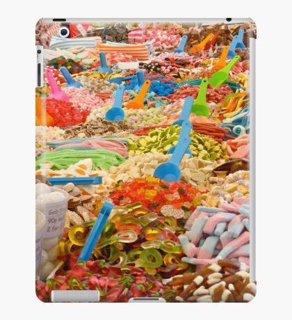 Candy!Candy!Candy! iPad Case/Skin