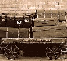 Suitcases by Stan Owen