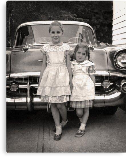 Sisters  by Ellen Cotton