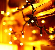 Christmas lights by Wojtek  Jaskiewicz