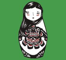 Inuit Matryoshka Kids Clothes