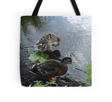 .-.-.-.-.-DUCKS.-.-.-.-.-.-. Tote Bag
