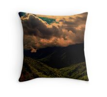 Mountain Velebit Throw Pillow
