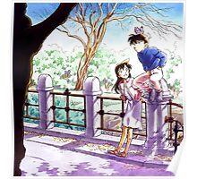 Detective Conan: Ran and Shinichi Poster