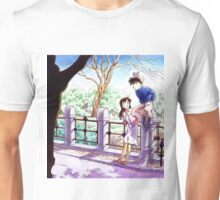 Detective Conan: Ran and Shinichi Unisex T-Shirt