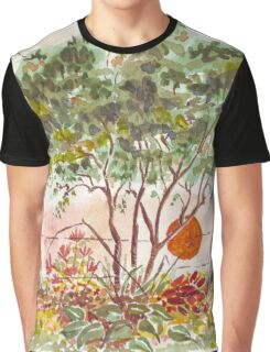 South African Spring sunrise Graphic T-Shirt