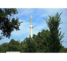 First Division Monument Photographic Print