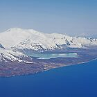 Cape Douglas, Alaska by Graeme  Hyde
