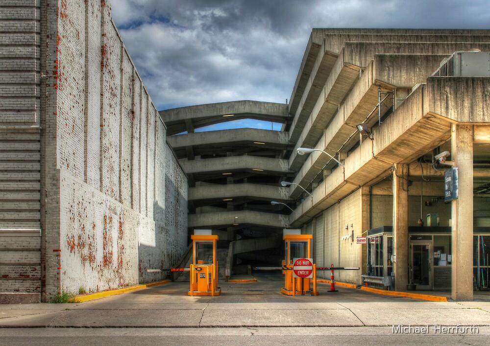Dayton Garage by Michael  Herrfurth