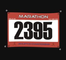 Marathon Runner One Piece - Short Sleeve