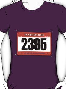 Marathon Runner T-Shirt
