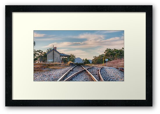 Last Train to.... by Jason Ruth
