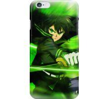 Seraph of the End - Yuichiro Hyakuya (Yuu) iPhone Case/Skin