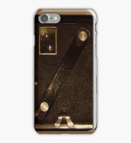 Kodak Brownie 2 iPhone Case/Skin