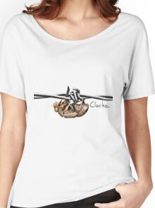 Cicada Shell Women's Relaxed Fit T-Shirt