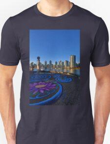 Yaletwon And False Creek Vancouver Unisex T-Shirt
