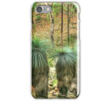 Grass Trees at Warrumbungle National Park iPhone Case/Skin