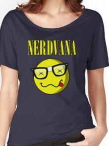 NERDVANA Women's Relaxed Fit T-Shirt