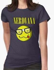 NERDVANA Womens Fitted T-Shirt