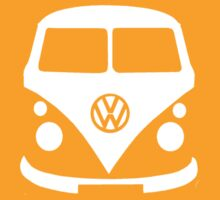VW Camper Front by splashgti
