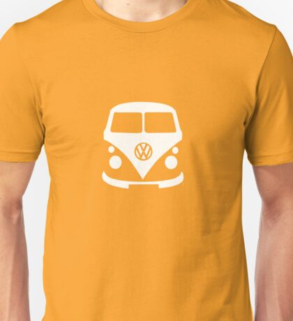 VW Camper Front Unisex T-Shirt