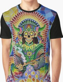 CHANGA WARRIOR Graphic T-Shirt