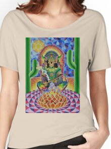 CHANGA WARRIOR Women's Relaxed Fit T-Shirt