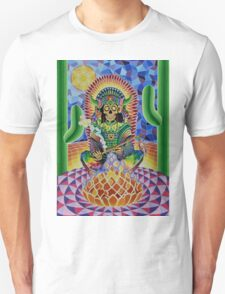 CHANGA WARRIOR Unisex T-Shirt