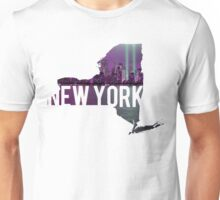New York Skyline Unisex T-Shirt