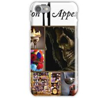 Bon appetit iPhone Case/Skin