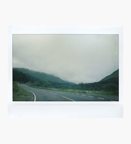 the highlands. Photographic Print